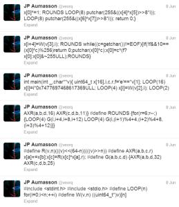 tweetcipher
