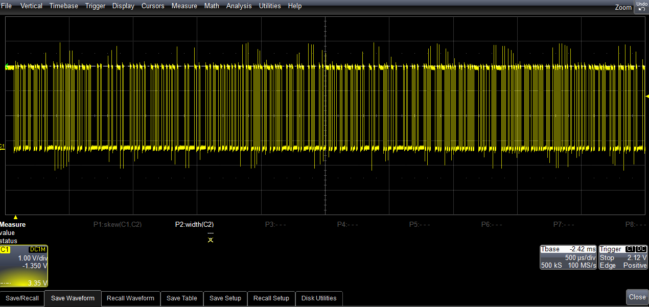 lecroy-waveform